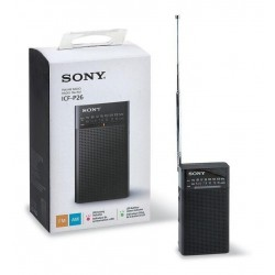 RADIO AM/FM SONY P26- 20%...