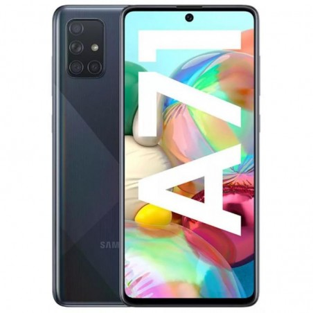 CELULAR SAMSUNG GALAXY A71 NEGRO- 15% OFF EXCLUSIVO EN 18 CUOTAS SIN INTERÉS