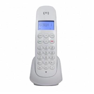 TELÉFONO INALÁMBRICO MOTOROLA M700 BLANCO- 20% OFF EXCLUSIVO EN 18 CUOTAS SIN INTERÉ