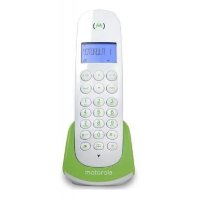 TELÉFONO INALÁMBRICO MOTOROLA M750G VERDE- 20% OFF EXCLUSIVO EN 18 CUOTAS SIN INTERÉ