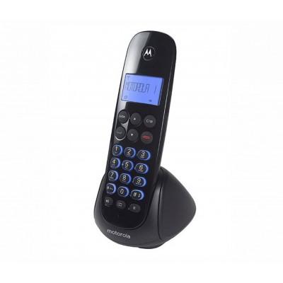 TELÉFONO INALÁMBRICO MOTOROLA NEGRO - 20% OFF EXCLUSIVO EN 18 CUOTAS SIN INTERÉS